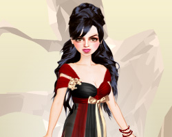 Amy Winehouse Dressup