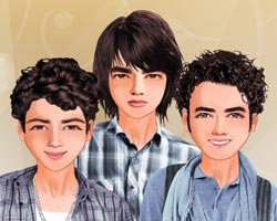 Jonas Brothers Dress up